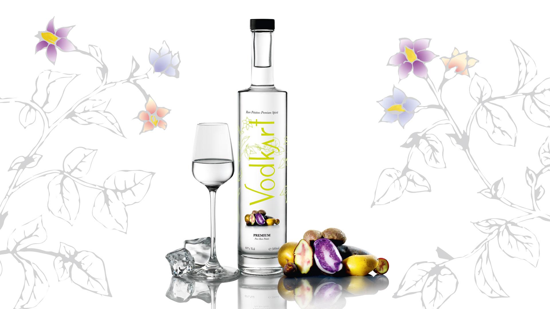 Premium Vodka aus Österreich